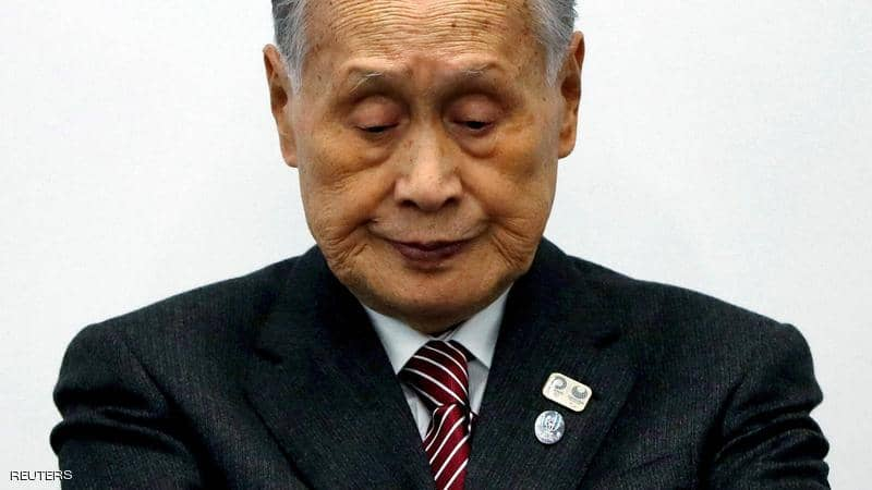 بعد تصريحاته ضد السيدات.. رئيس أولمبياد طوكيو سيقدم استقالته