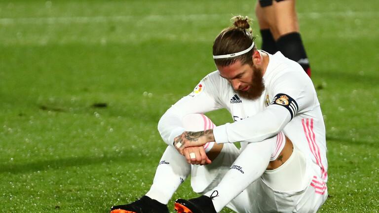 راموس يرفض تجديد عقده مع ريال مدريد