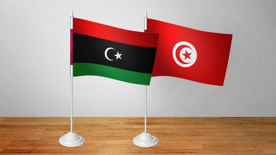 وفد تونسي يبحث في طرابلس تطوير التعاون الاقتصادي