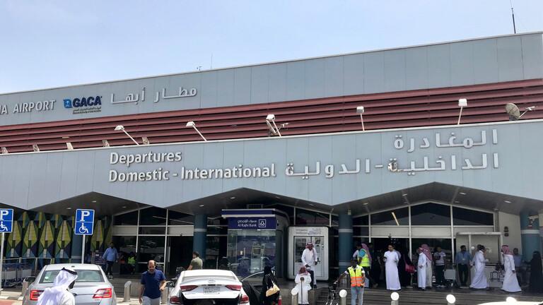 الحوثيون يستهدفون مطار أبها السعودي ويُسقطون طائرة مُسيَّرة في مأرب