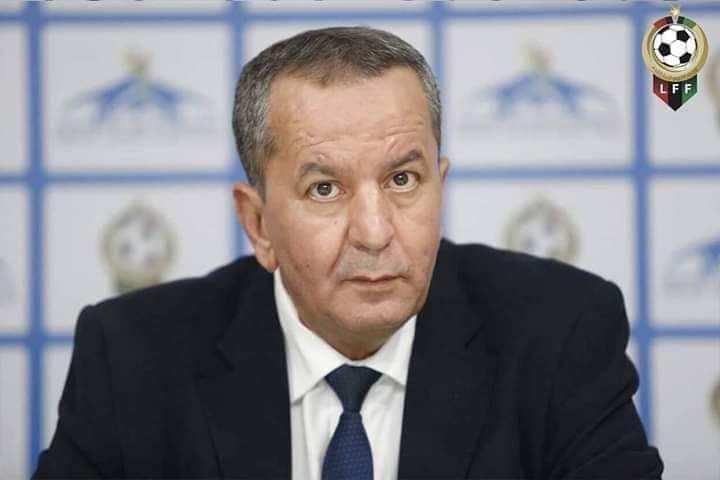 الاتحاد الليبي لكرة القدم ينتخب «الشلماني» رئيساً لدورة ثانية