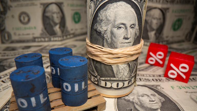 تراجع أسعار النفط بعد ارتفاع المخزونات الأمريكية