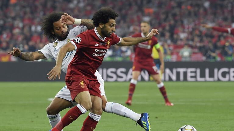 تشكيلة فريق ليفربول أمام ريال مدريد الليلة في دوري أبطال أوروبا