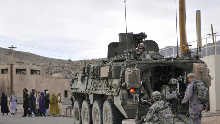 بدء انسحاب القوات الأمريكية من أفغانستان