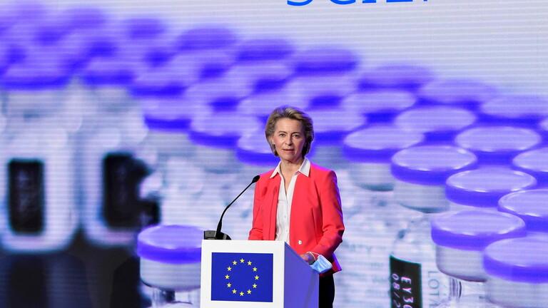 تطعيم ربع سكان الاتحاد الأوروبي بالجرعة الأولى من لقاحات كورونا