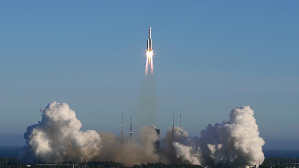 واشنطن تُراقب الصاروخ الصيني المتوقع سقوطه بداية الأسبوع القادم