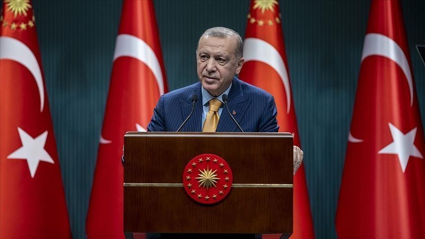 أردوغان: نداؤنا أن العالم أكبر من خمسة كان محقاً
