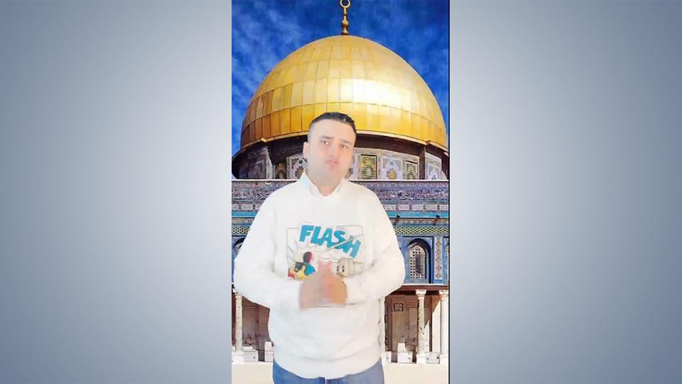 فيديو.. الشيف «بوراك» يُوجه رسالة لأهل القدس