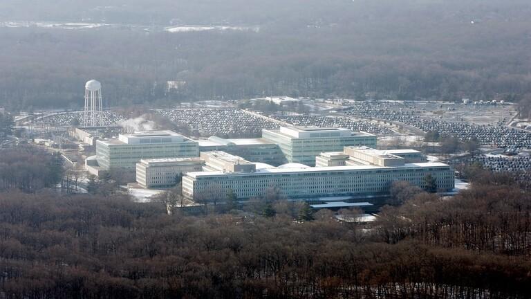 محاولة اقتحام مقر وكالة الاستخبارات المركزية الأمريكية