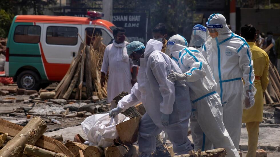 الهند.. أكثر من 20 مليون إصابة كورونا