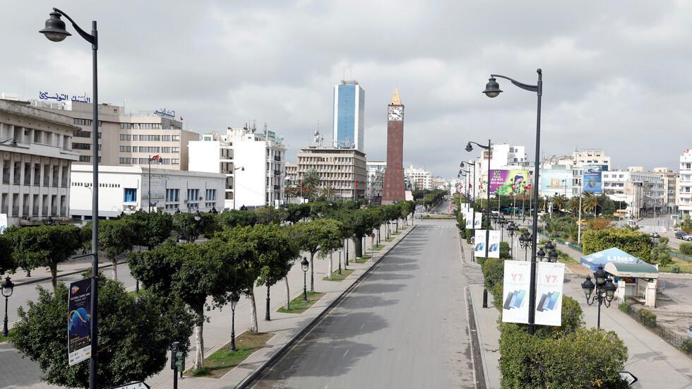 تونس.. إغلاق شامل لمدة أسبوع لمواجهة تفشي كورونا