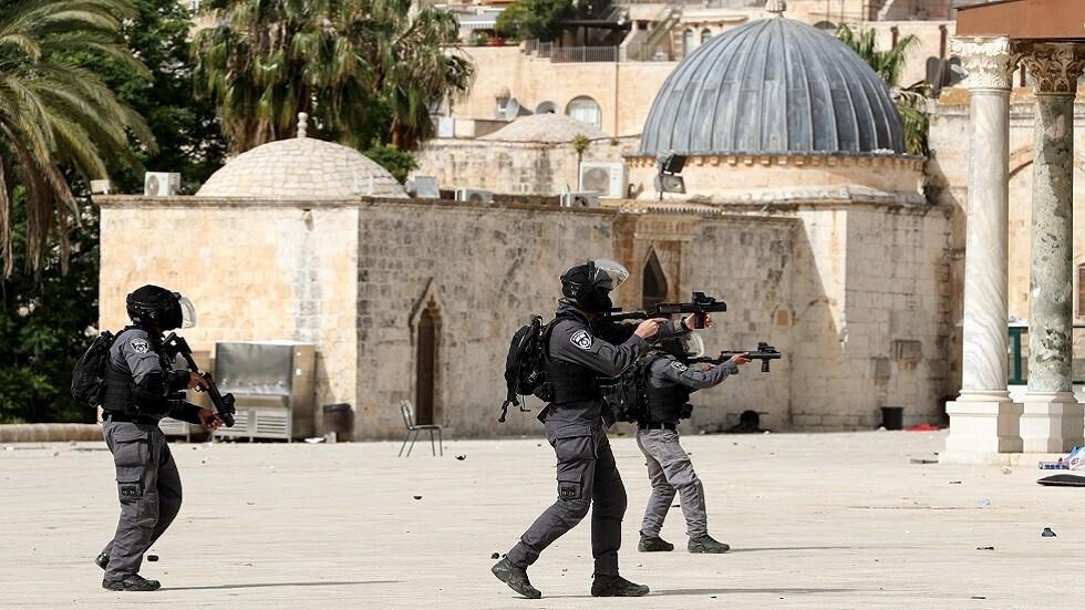 مصر تُدين اقتحام المسجد الأقصى المُبارك