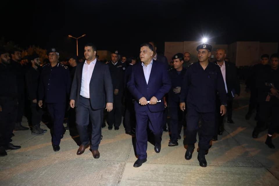 وزير الداخلية يبدأ جولة في المنطقة الشرقية