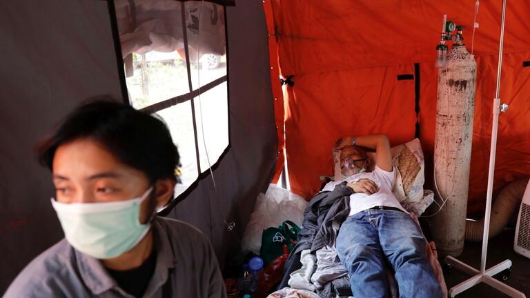 إندونيسيا.. وضع كورونا يقترب من «الكارثة»
