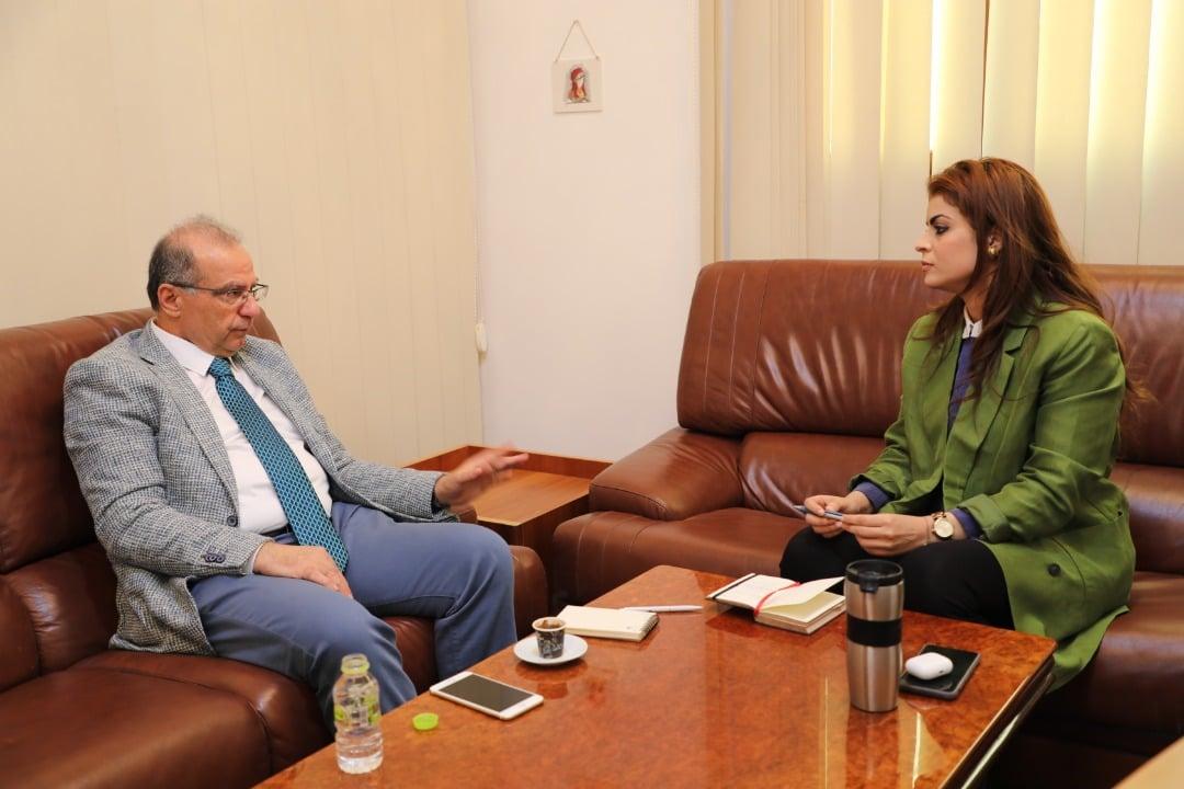 وزارة الاقتصاد تبحث عودة أكبر 5 شركات تركية في ليبيا