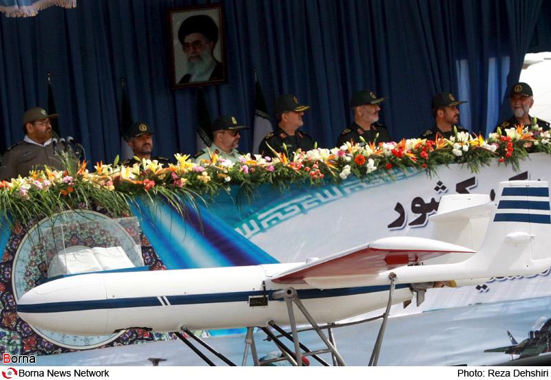 طهران تُعلن امتلاكها طائرات مُسيَّرة يصل مداها إلى 7 آلاف كيلومتر