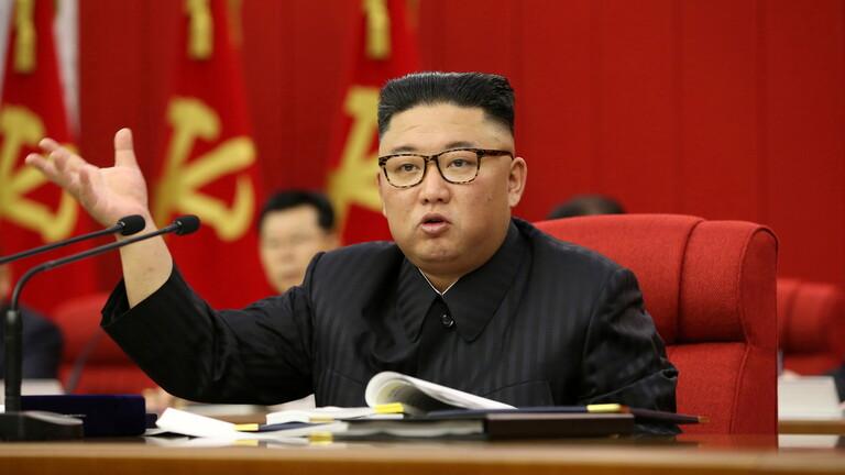 زعيم كوريا الشمالية يتعهد بتجاوز الصعوبات التي تواجه بلاده