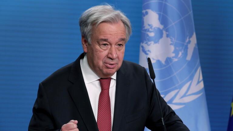 مجلس الأمن يُؤيد استمرار «غويتيرش» لفترة ثانية