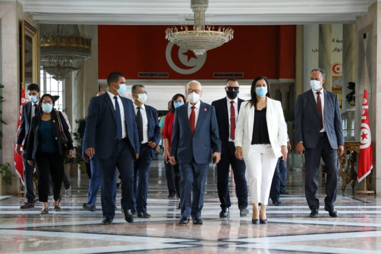 الغنوشي: الإمارات وراء استحواذ السلطة في تونس