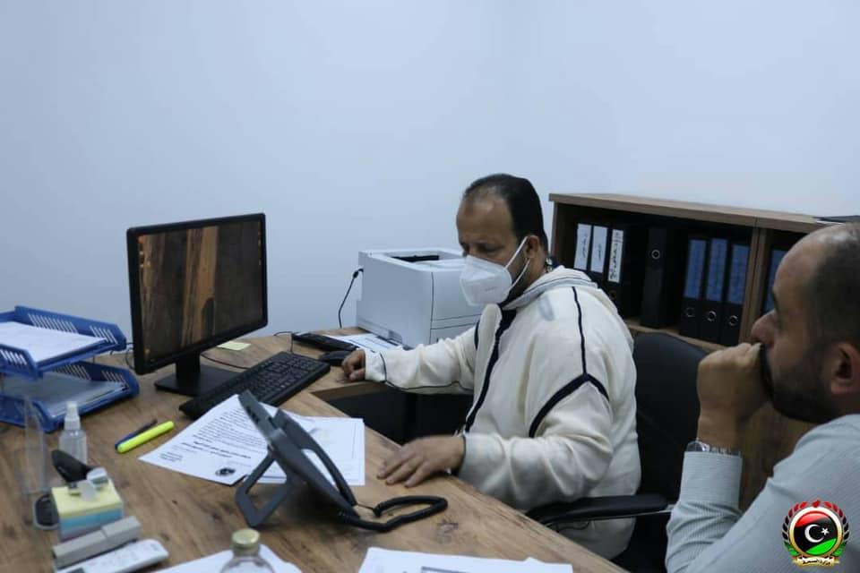 وزير الصحة يُتابع الوضع الوبائي بالمنطقة الشرقية