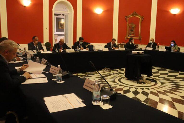 انتهاء محادثات روما حول قانون انتخاب الرئيس الليبي