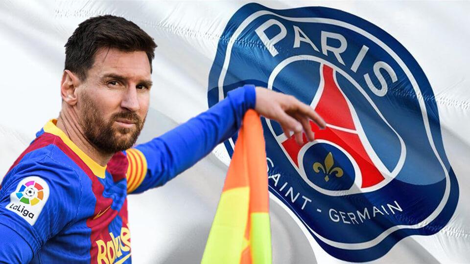 باريس سان جيرمان يُقدم عرضاً ضخماً لضمّ ميسي