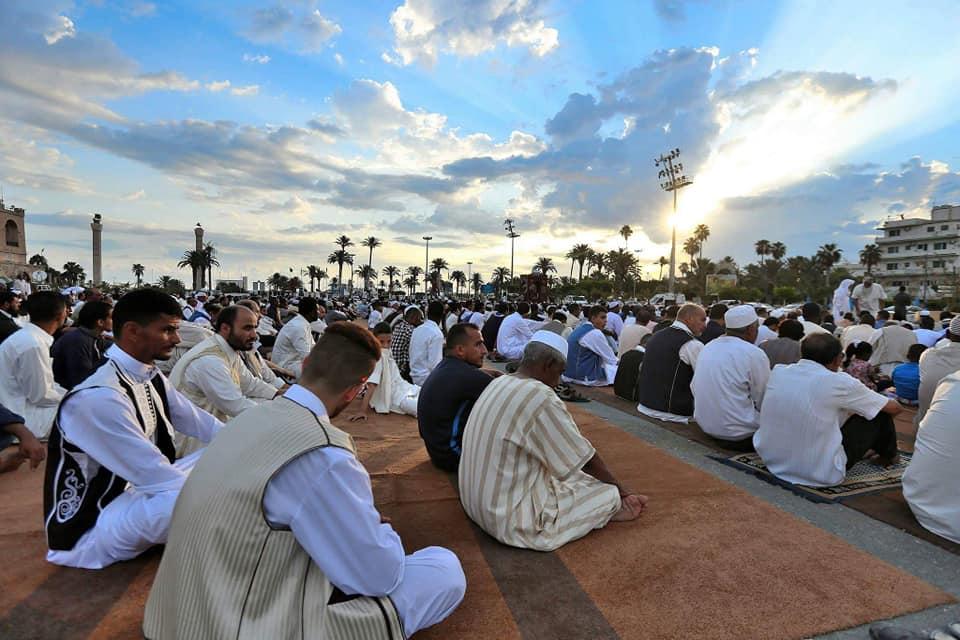 هيئة الأوقاف تُحدد ضوابط إقامة صلاة العيد