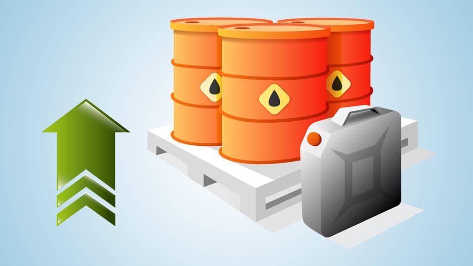 أسعار النفط ترتفع بفعل تراجع المخزونات الأمريكية
