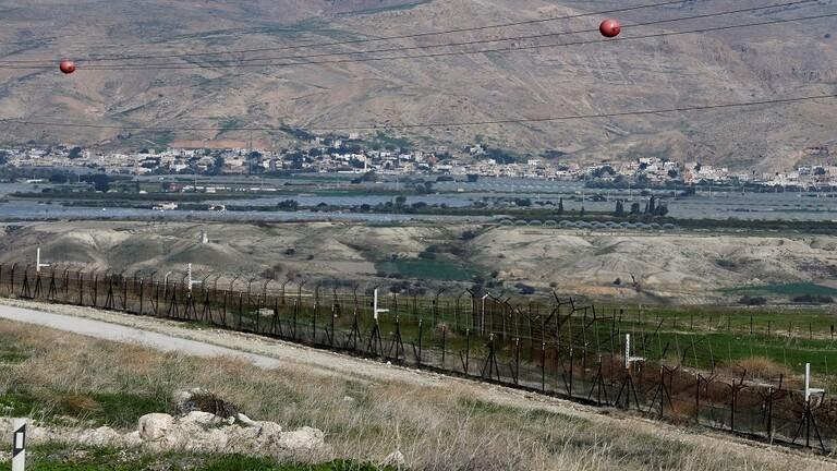 الجيش الأردني يُحبط محاولة تسلل إلى الأراضي المحتلة