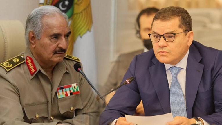 بوساطة مصرية.. لقاء مرتقب بين رئيس الحكومة و«حفتر»