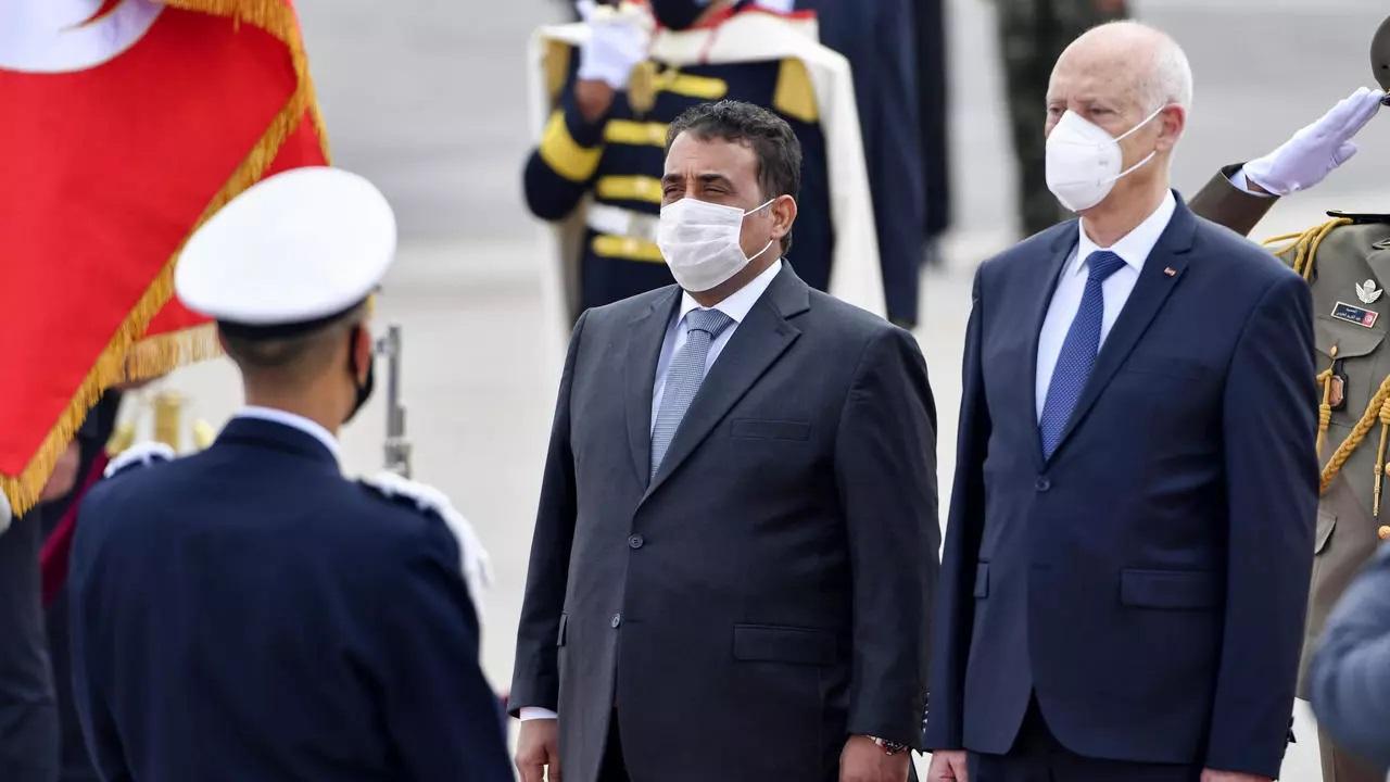 «المنفي» يُؤكد استمرار وقوف ليبيا بجانب تونس في مجابهة كورونا
