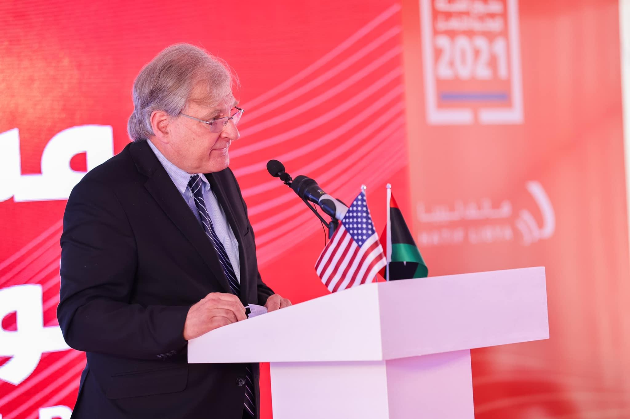 نورلاند: الولايات المتحدة ستظل داعماً رئيسياً لليبيا في كل المجالات
