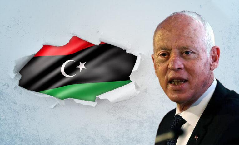 تقرير.. الآثار المترتبة عن الانقلاب في تونس على الملف الليبي