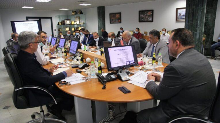 اجتماع موسع بين شركة الكهرباء و«الحديد والصلب» لمناقشة عدد من المواضيع