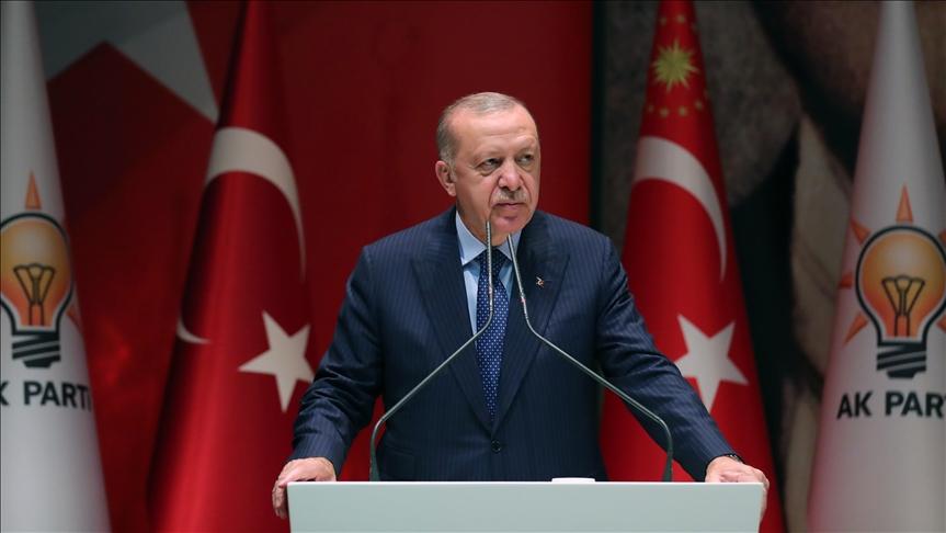 أردوغان: الدخل القومي في تركيا سيتجاوز تريليون دولار قريباً