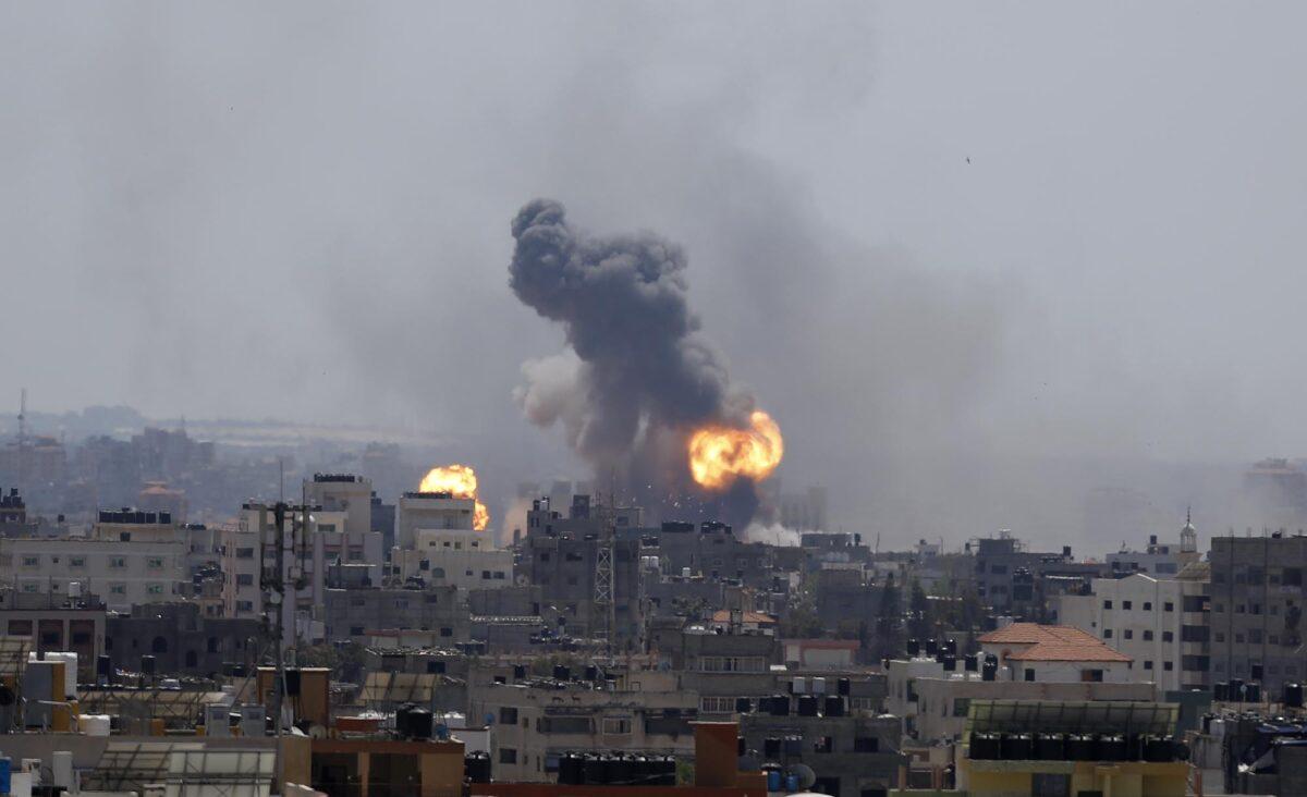 طائرات إسرائيلية تستهدف قطاع غزة