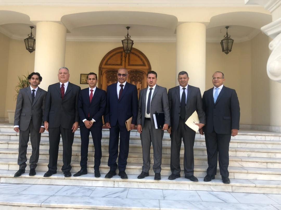 اتفاق ليبي مصري على تنظيم دورات تدريبية لتأهيل الدبلوماسيين