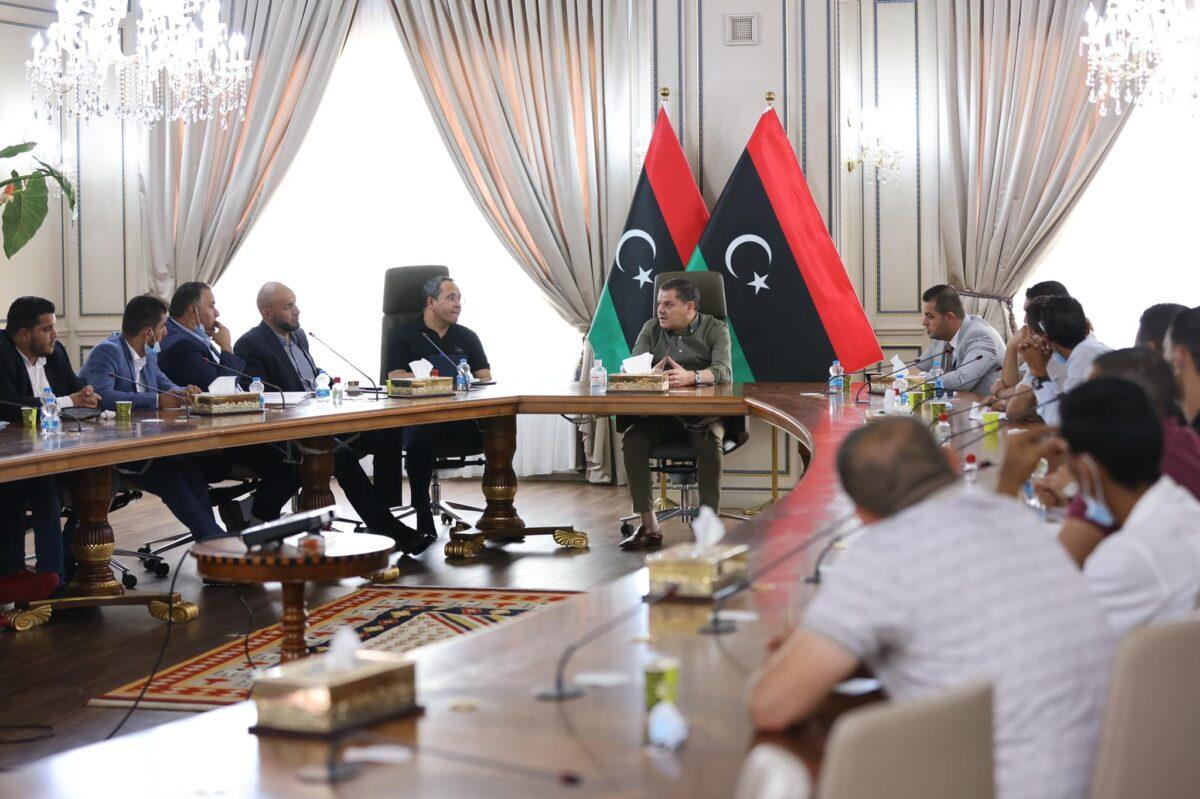 رئيس الحكومة يستعرض متطلبات هيئة أسر الشهداء والمفقودين والمبتورين