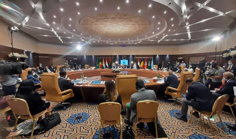 انطلاق أعمال اجتماع دول جوار ليبيا في الجزائر