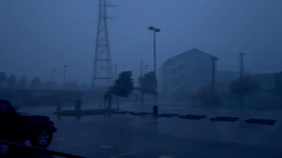 الرئيس الأمريكي يُعلن وقوع كارثة كبرى في لويزيانا بعد الإعصار «إيدا»
