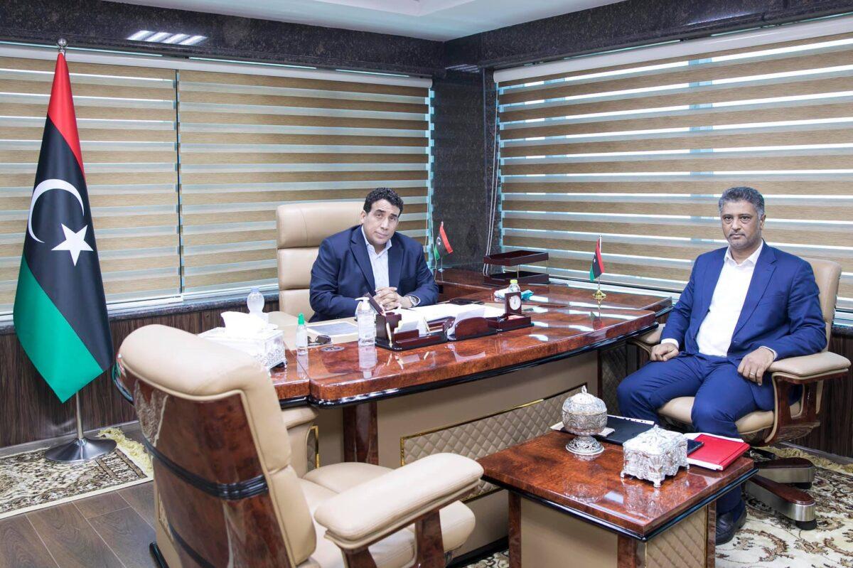 الرئاسي يُناقش الوضع العام لشركة الكهرباء