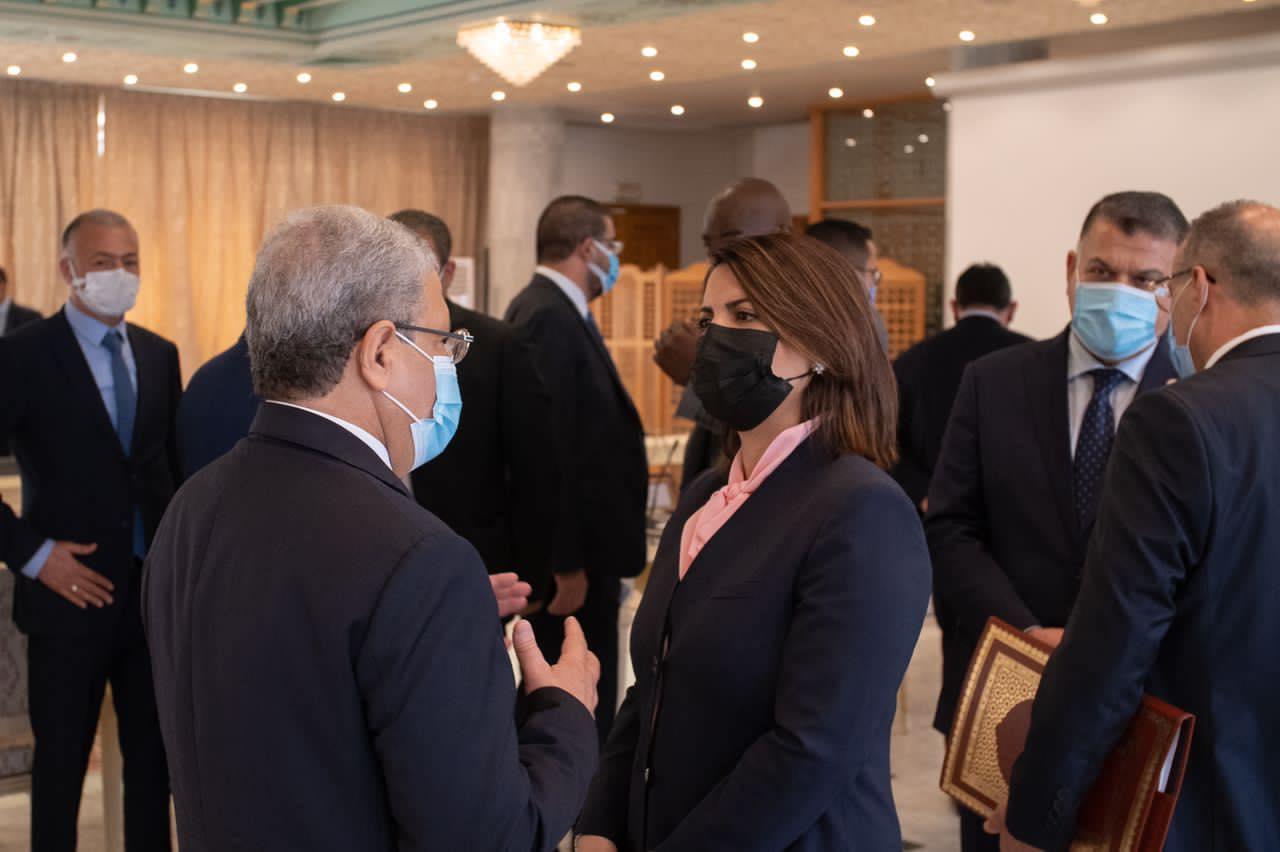 وفد وزاري يبحث في تونس تفعيل الاتفاقيات التجارية والاقتصادية