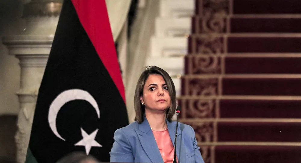 وزيرة الخارجية تُشارك في اجتماع دول جوار ليبيا المنعقد بالجزائر