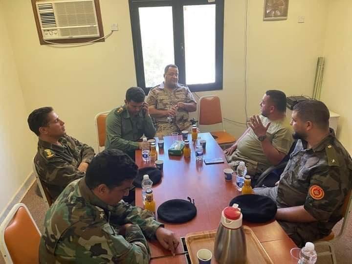 البعثة الأممية تُرحب بتشكيل قوة حماية مشتركة من لواء طارق بن زياد والكتيبة 166