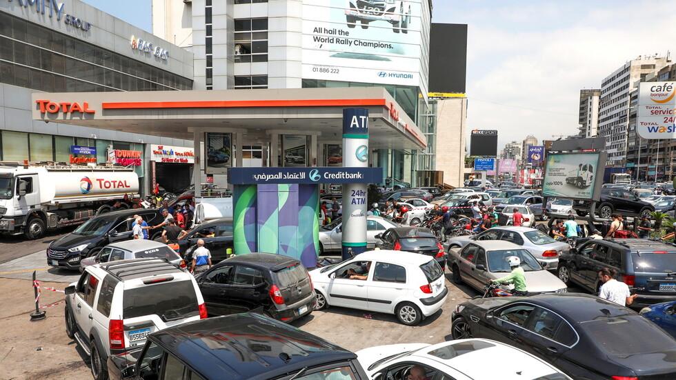 لبنان.. إطلاق نار أمام محطة وقود يُسفر عن سقوط جرحى