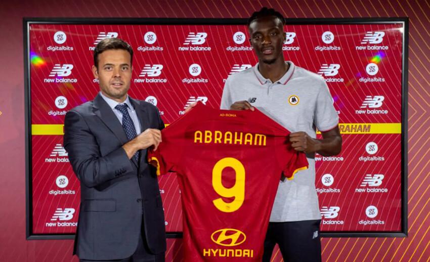 أبراهام يرحل عن تشيلسي صوب الدوري الإيطالي