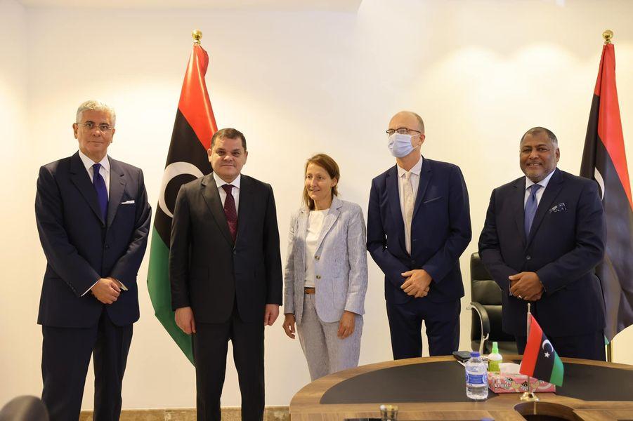 وفد البنك الدولي يبحث في طرابلس أوجه التعاون
