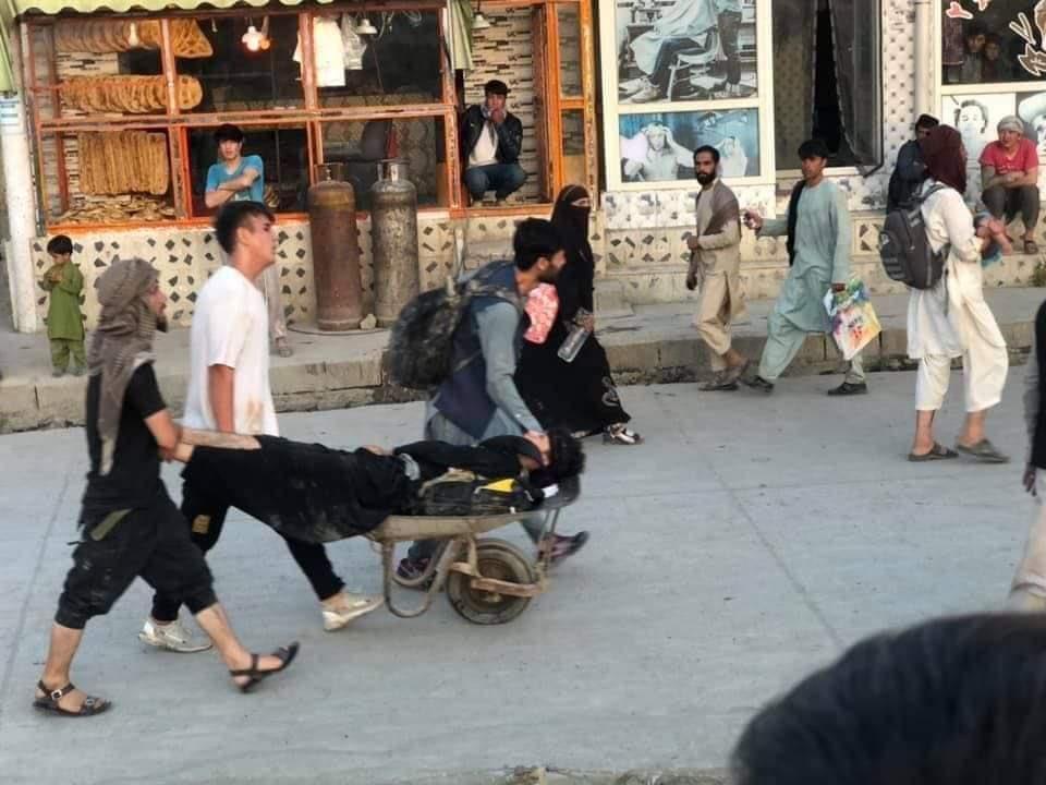 قتلى وجرحى جراء انفجارات في محيط مطار العاصمة الأفغانية