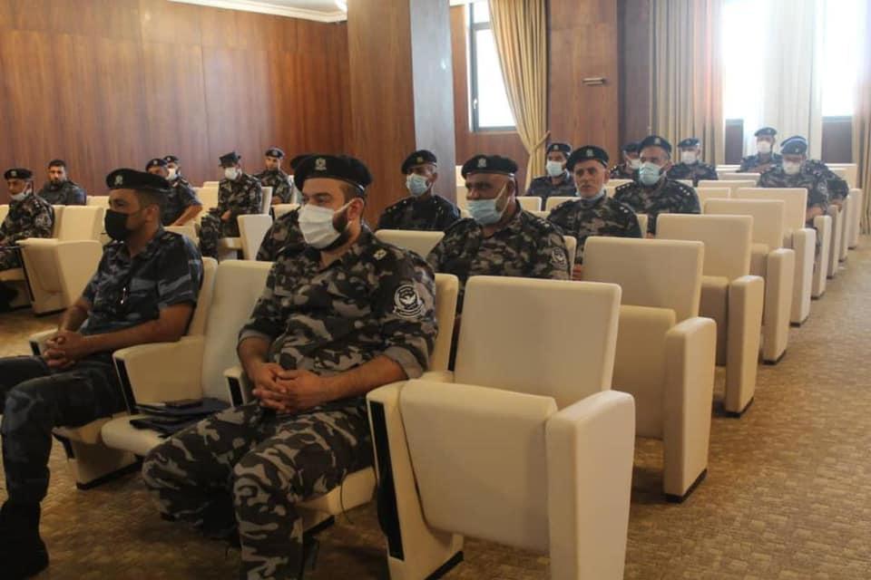 اختتام الدورة التدريبية الخامسة في مجال الأمن الانتخابي