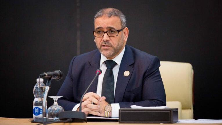 الأعلى للدولة ينتخب «المشري» رئيساً للمجلس لولاية رابعة
